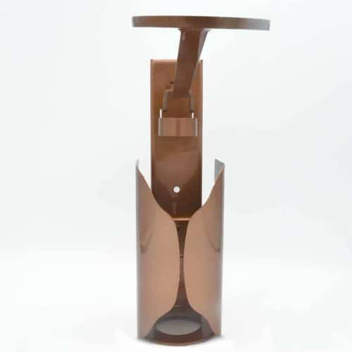 Elbow Secure Limited Edition - Oro Ramato Fronte