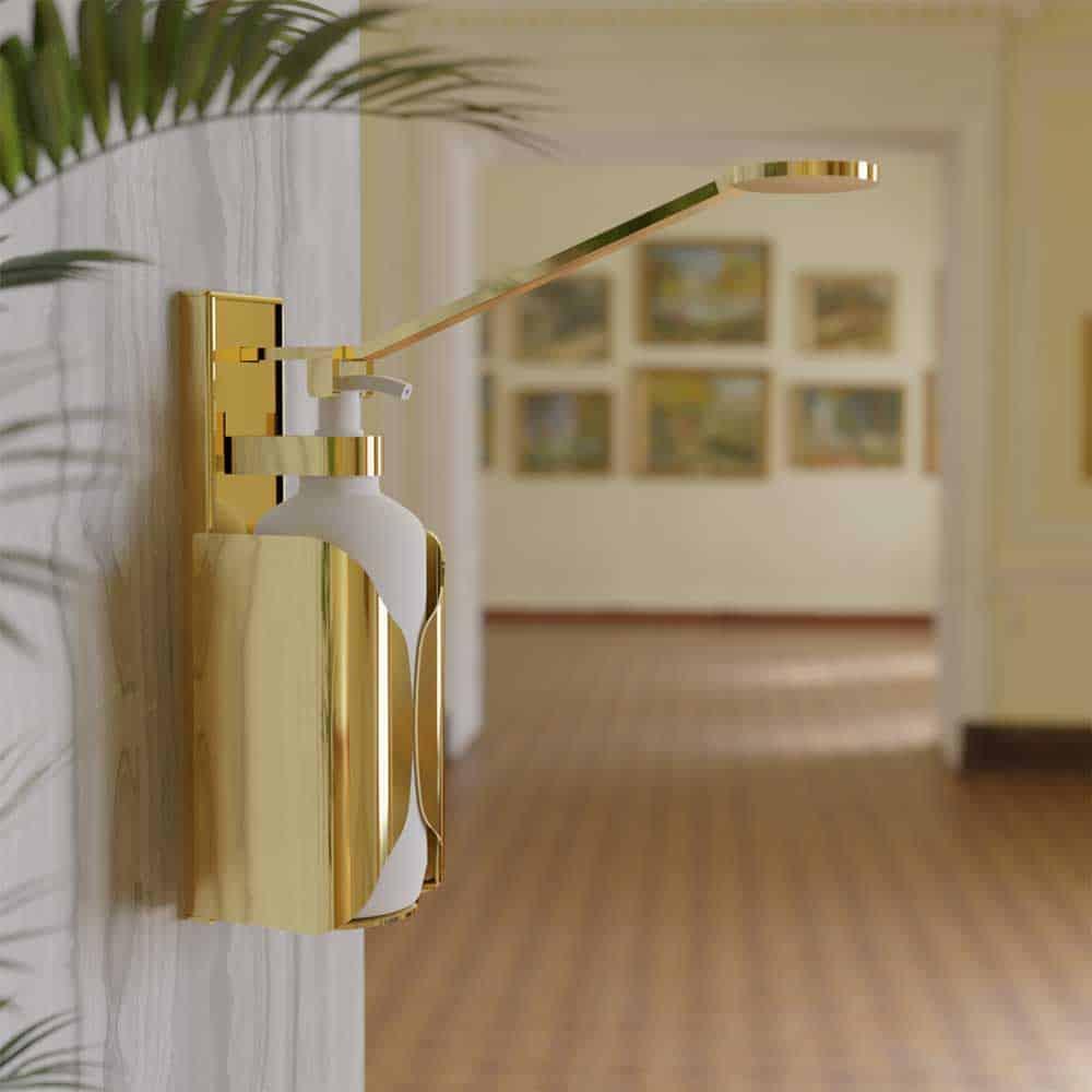 Contract - Dispenser Oro